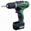 Hitachi DS14DFL 14.4V Cordless Driver Drill