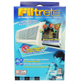3M FILTRETE AIRCON CHARCOAL FILTER 98082-2C BLUE - 2PPP