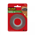 Scotch 4011 Super Strength Exterior Mounting Tape