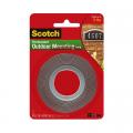 Scotch 4011 Super Strength Exterior Mounting Tape