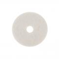 3M 4100 White Super Polish Pad
