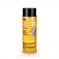 3M 78 Polystyrene Foam Insulation Spray Adhesive, Clear
