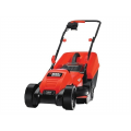 BLACK & DECKER 32CM ROTARY LAWN MOWER EMAX32+GLS200 SHEAR COMBO KIT