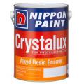 NIPPON CRYSTALUX ALKYD RESIN ENAMEL 5L