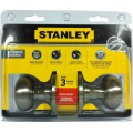STANLEY CYLINDER ENTRANCE LOCK OLYMPUS SS-S835942