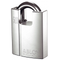 ABLOY PL342 STEEL PADLOCK WITH RAISED SHOULDERS
