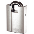 ABLOY PL362 STEEL PADLOCK WITH RAISED SHOULDERS