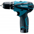 MAKITA 10.8V LI-ION 10MM DRIVER DRILL, DF330DWE