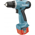MAKITA 12V NI-CD 10MM DRIVER DRILL, 6271DWE