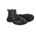 Nitti 22681 Mid Cut Zipper Safety Shoe
