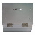 Showy 7520-000 Aluminium Rubbish Box
