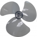 "KDK 16"" PLASTIC FAN BLADE FOR WALL FAN"