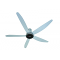 KDK 5 BLADE CEILING FAN (DC MOTOR) ADOPTED 150CM WITH REMOTE T60AW