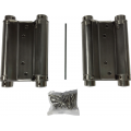 YANK DOUBLE ACTION S/S SPRING HINGES