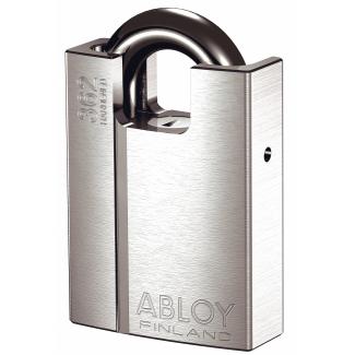 ABLOY PL362 STEEL PADLOCK WITH RAISED SHOULDERS
