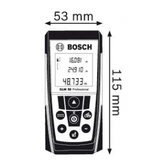 Bosch GLM 50 Professional Laser Measure